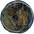 Gold glass Resurrection of Lazarus, 4th century.jpg