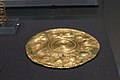 Golden decorated disc, 1800-1300 BC, Museum of Western Bohemia, 187791.jpg