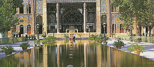 Tehran Province - Tehran has been Iran's capital since 1778.