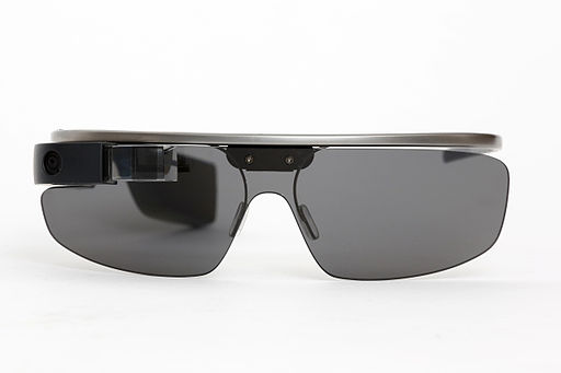 Google Glass Sunglasses