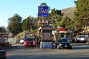 Gorda, California - Gorda, California.