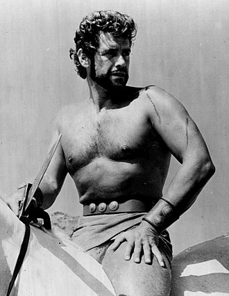Gordon Scott - As Hercules for a 1965 ABC Television special.