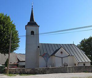 Gorenje Otave - Saint Andrew's Church