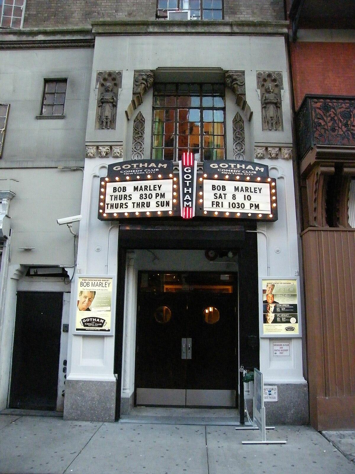 Gotham Comedy Club - W...