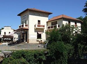 Padirac Cave - Visitor Centre