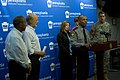 Governor Wolf and PEMA Director Rick Flinn Give Briefing on Hurricane Joaquin (21843976276).jpg