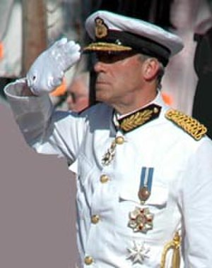 Director of the Government Communications Headquarters - Image: Governor of Gibraltar Sir Francis Richards 2005