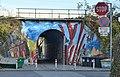 Graffiti Unterfahrung Kefergasse, Vienna 04.jpg