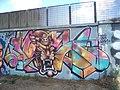 Graffiti in Piazzale Pino Pascali - panoramio (45).jpg
