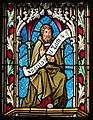 Gramastetten Pfarrkirche - Fenster II 2b Zacharias.jpg