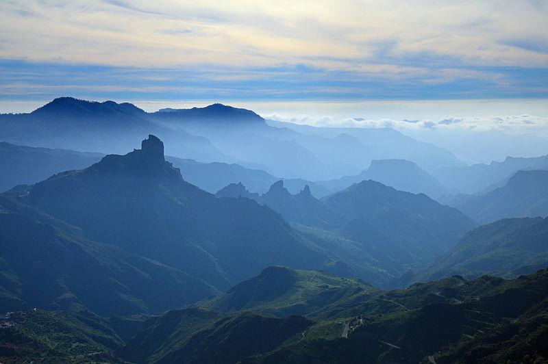 File:Gran Canaria, Caldera de Tejeda.jpg