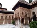 Granada, Alhambra, Patio de los Leones (09).jpg