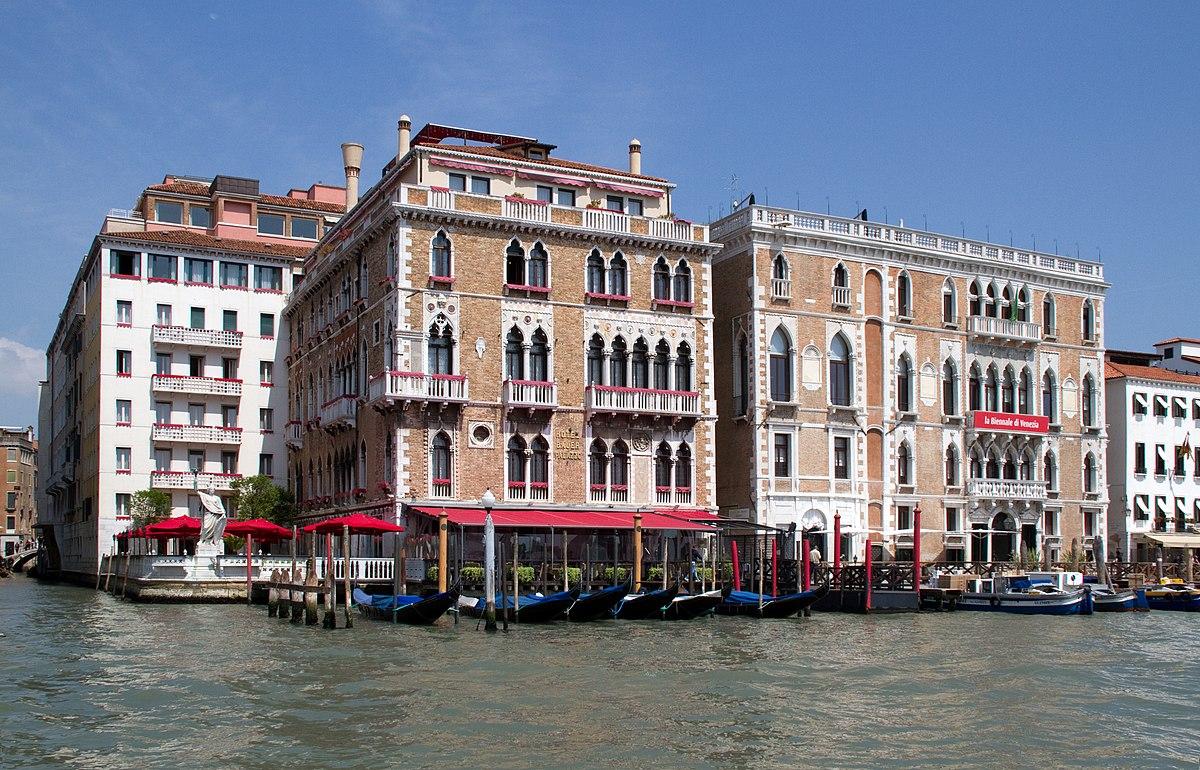 Bauer Hotel (Venice) - Wikipedia