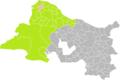 Graveson (Bouches-du-Rhône) dans son Arrondissement.png