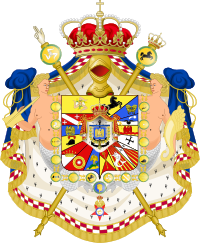 Great Coat of Arms of Joachim Murat as King of Naples.svg