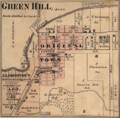 Green Hill Indiana map from 1877 atlas.png