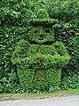 Green man topiary at Ashmansworth, Hampshire.jpg
