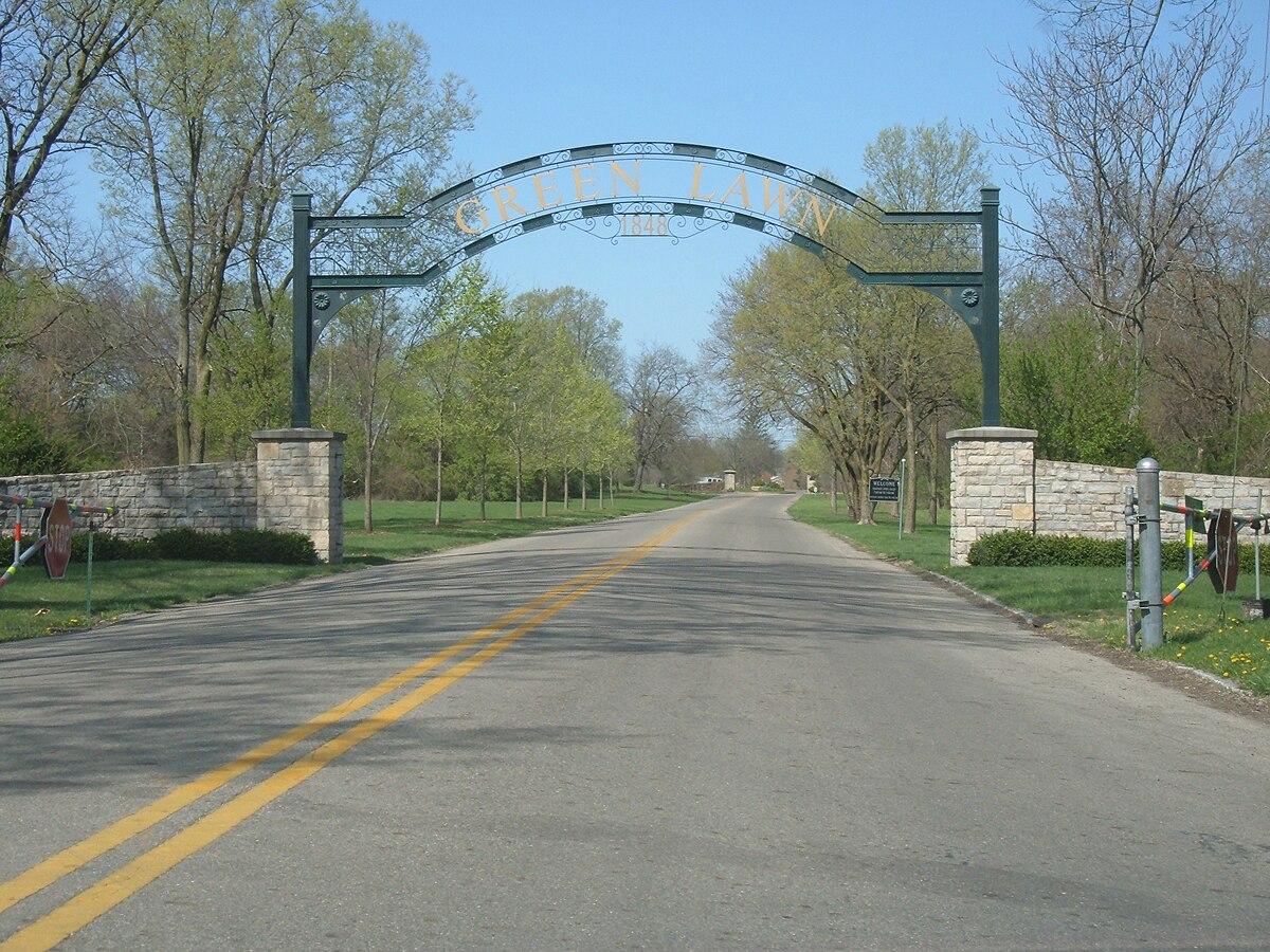 Green Lawn Cemetery (Columbus, Ohio) - Wikipedia