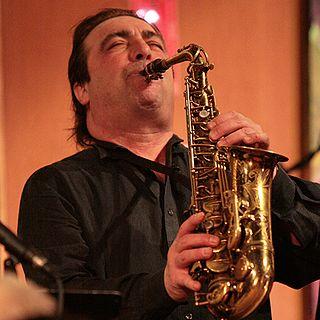 Greg Abate jazz musician
