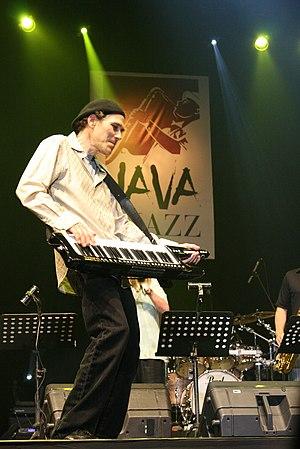 Gregg Karukas - Java Jazz Festival 2008