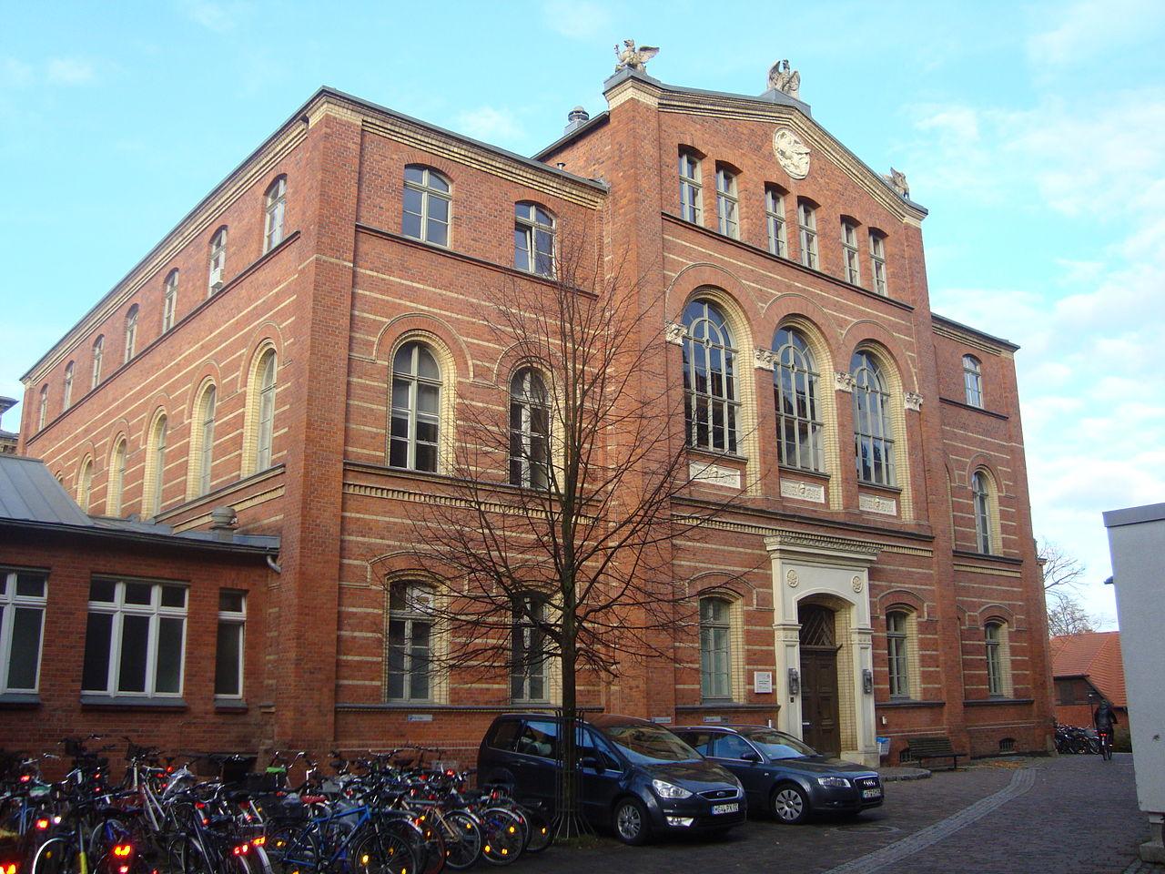 Institut Anatomie Greifswald