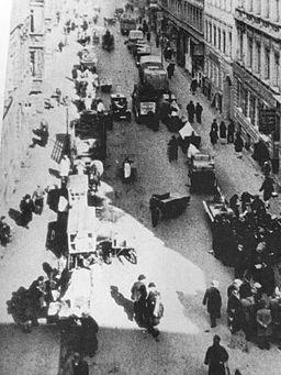 Grenadierstrasse Abraham Pisarek [Public domain], via Wikimedia Commons