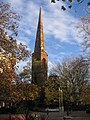 Greyfriars (Christchurch) Spire - geograph.org.uk - 288589.jpg