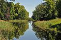 Griebenow, Schloss, im Park 11 (2011-06-11) by Klugschnacker in Wikipedia.jpg