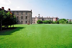 Griffith College Dublin campus green.jpg