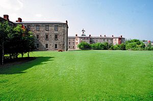 Griffith College Dublin - Griffith College Dublin campus green. (Actual green may differ from photo)
