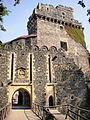 Grodziec, zamek, XV, XIX.JPG
