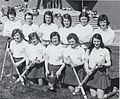 Group portrait of NCPE ladies hockey team, who won the Cross Cup. (8978095030).jpg
