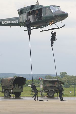 GSG 9 - A GSG 9 exercise in 2005