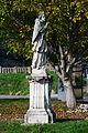 GuentherZ 2014-10-18 (25) Vranov-Frain Statue Johannes Nepomuk.JPG