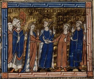 Aimery of Cyprus - Marriage of Aimery's younger brother, Guy of Lusignan, and Sibylla, the sister of Baldwin IV of Jerusalem