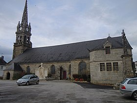 L'église paroissiale Saint-Pierre-Saint-Paul.
