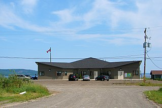 Gull Bay First Nation Indian reserve in Ontario, Canada