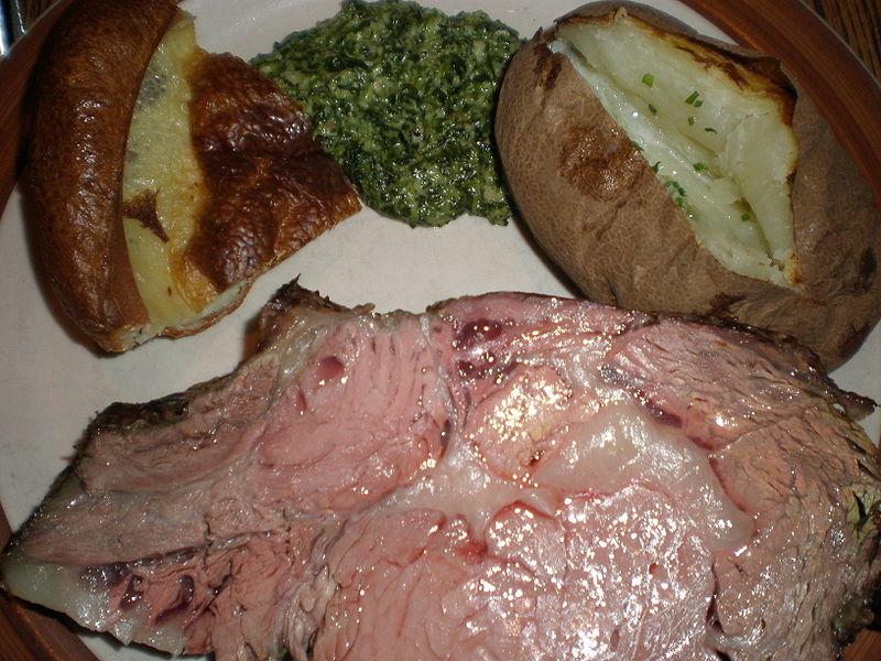File:Gulliver's of SF prime rib meal.JPG