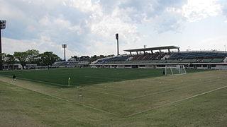 Earth Care Gunma Shikishima Football Stadium