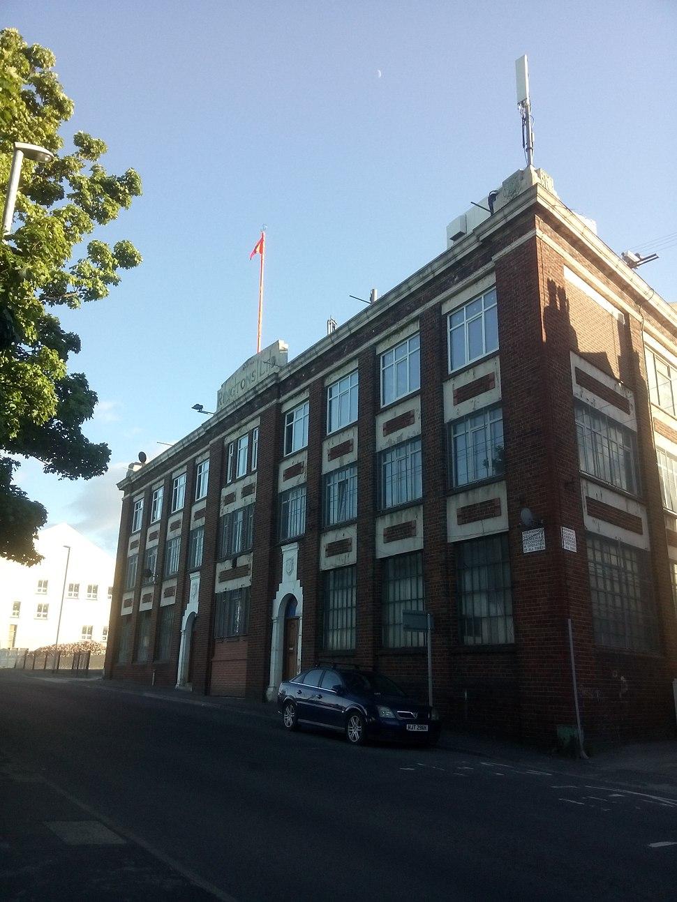 Guru Nanak Nishkam Sewak Jatha (Leeds) UK Gurdwara-Former Ringtons Tea Packing Factory