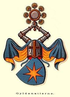 Gyldenstierne (noble family) family
