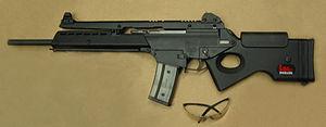 Heckler & Koch SL8 - The HK SL8