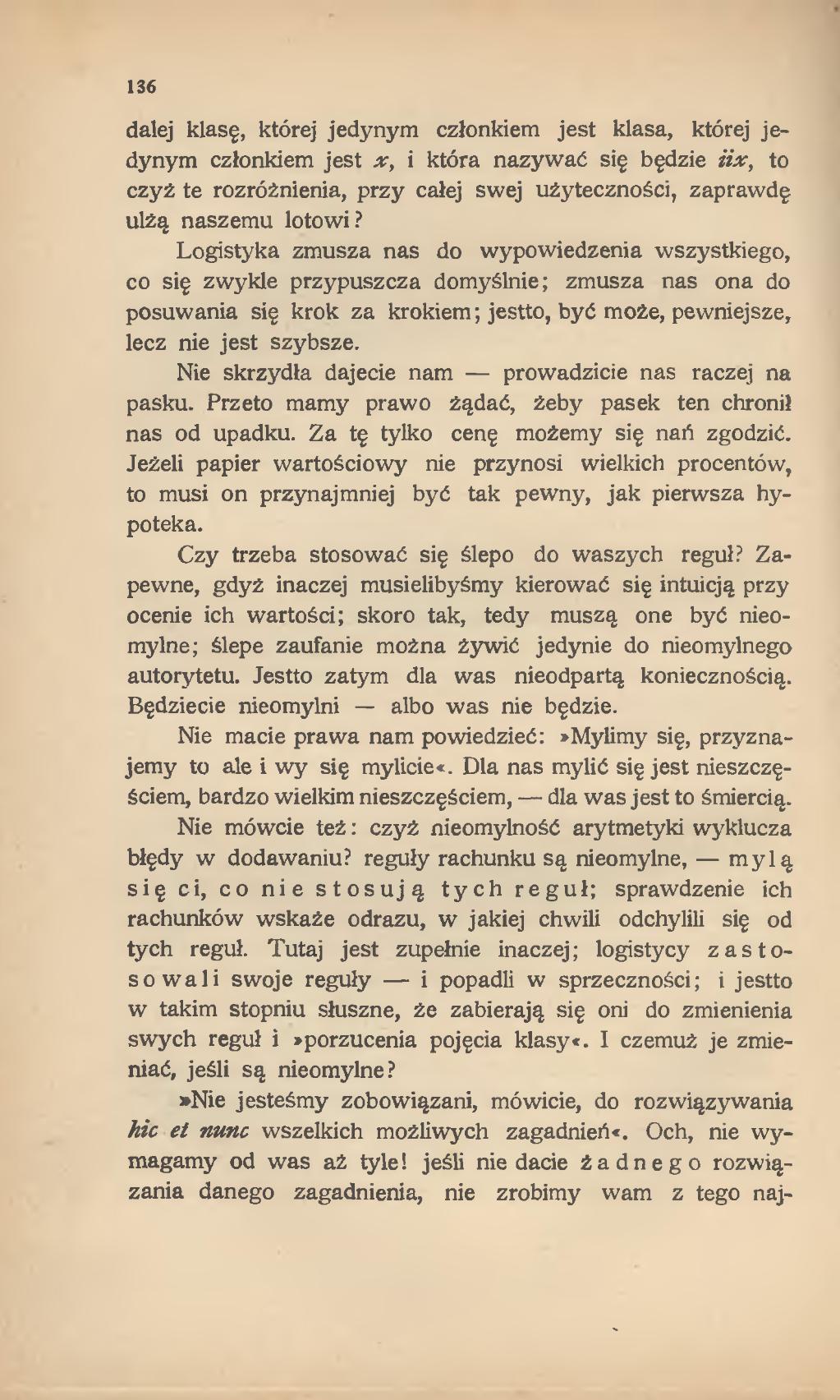 2a869321c8 Strona H. Poincaré-Nauka i Metoda.djvu 140 - Wikiźródła
