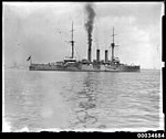 HIJMS IWATE in Sydney Harbour, January 1924 (7212573196).jpg