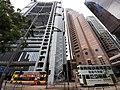 HK 中環 Central 德輔道中 Des Voeux Road Central HSBC HQ SCBank HQ October 2020 SS2 01.jpg