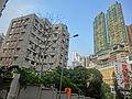 HK 天后 Tin Hau 寶雲道 Cloud View Road Highview n Sky Horizon April-2014.JPG