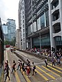 HK 香港電車 Hongkong Tramways 德輔道中 Des Voeux Road Central the Tram 120 view July 2019 SSG 09.jpg
