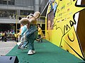 HK Central Chater Road Sunday party Stage 002 14-Oct-2012.JPG