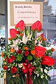 HK Central IFC mall shop June 2018 IX2 Brandy Melville clothing flowers n sign opening.jpg