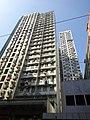 HK Kennedy Town 吉席街 61 Catchick Street 卿旺大廈 Hing Wong Building facade Feb-2016 DSC.JPG